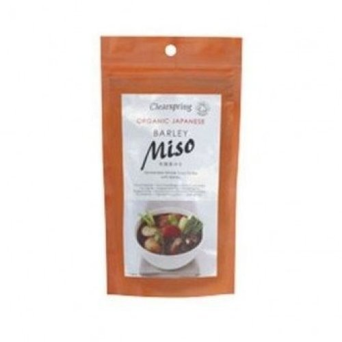 Clearspring - Organic Barley Miso Pouch 300 g