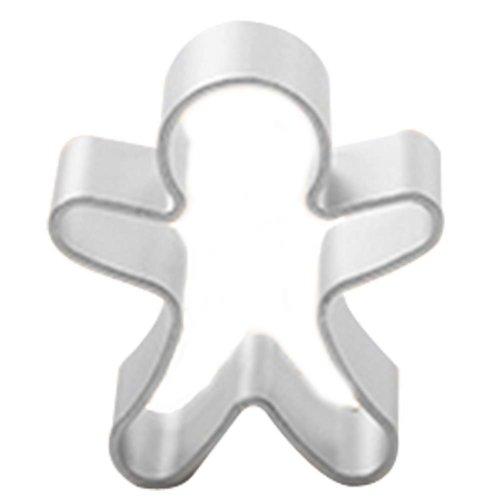 3 Pcs Creative Aluminum DIY Baking Mold Cookies Cut