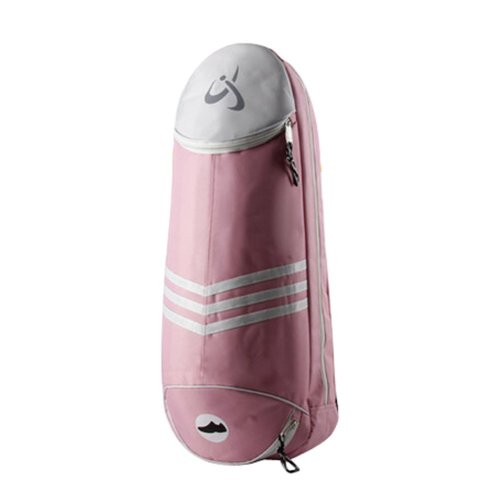 Women's Men's Badminton Equipment Bag Badminton Racket Bag PINK
