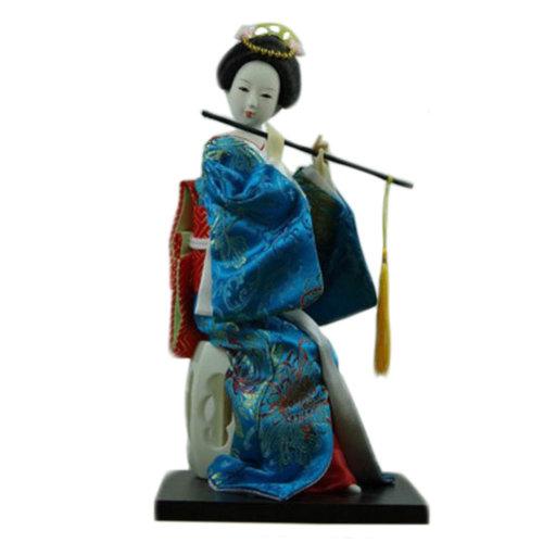 Japanese Geisha Doll Furnishing Articles/ Oriental Doll/ Best Gifts  K