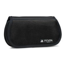 4gamers Travel Case for Playstation Ps Vita Black