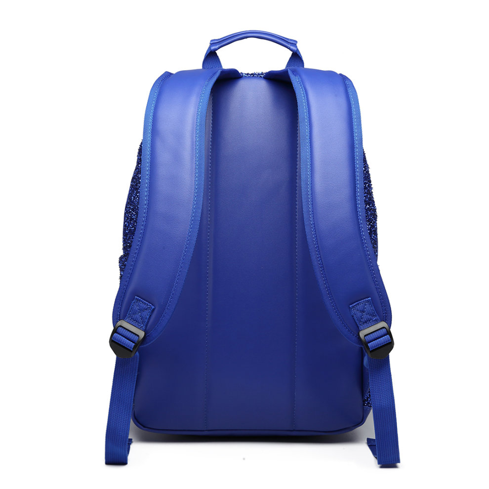 cc8c3a194 ... Miss Lulu Women Glitter Backpack Girls School Bag Rucksack - 4 ...