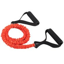 Fitness&Exercise Band Shaped Rope Expender High-elastic Resistance Orange