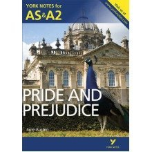 Pride and Prejudice: York Notes for As & A2