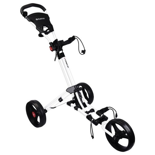 FastFold Trike 3 Wheel Push Golf Cart Trolley