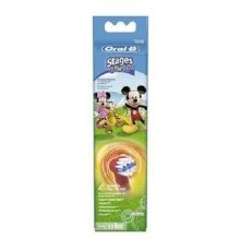 Oral-B Power Stages 4 Refill Heads Mickey