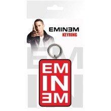 Eminem Logo Keyring