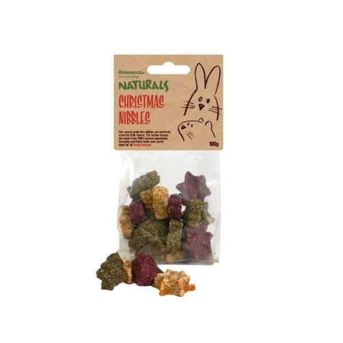 Naturals Christmas Nibbles 100g (Pack of 6)