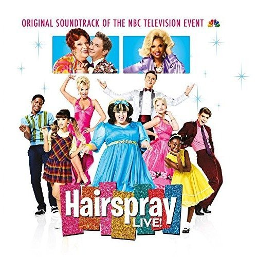 Original Television Cast of Hairspray Live! - Hairspray Live! Original Soundtrack of the Nbc Television Event [CD]
