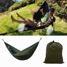 Portable 270x140CM Hammock Camping