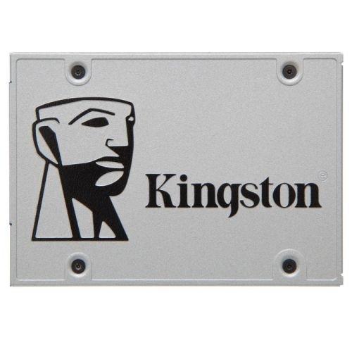 """Kingston 120GB SSDNow UV400 SSD, 2.5"""", SATA3, R/W 550/350 MB/s, 7mm (9.5mm Adapter)"""
