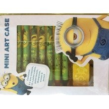 Despicable Me Mini art set