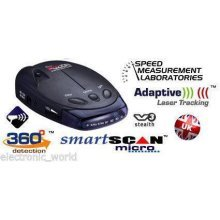 CAR RADAR/LASER/CAMERA/GATSO DETECTOR WORLDWIDE