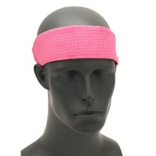 Frogg Toggs Chilly Head Band, Pink