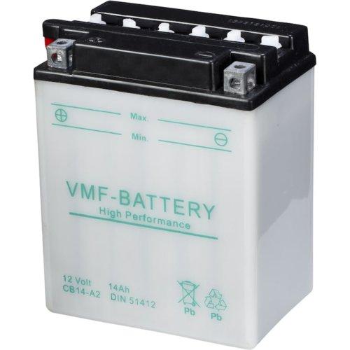 VMF Powersport Battery 12 V 14 Ah YB14-A2