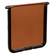 Trixie Replacement Flap For 3860/3862/3863/3864/3869, 15.8 x 14.7 Cm, Brown - -  trixie replacement flap freewheel doors new