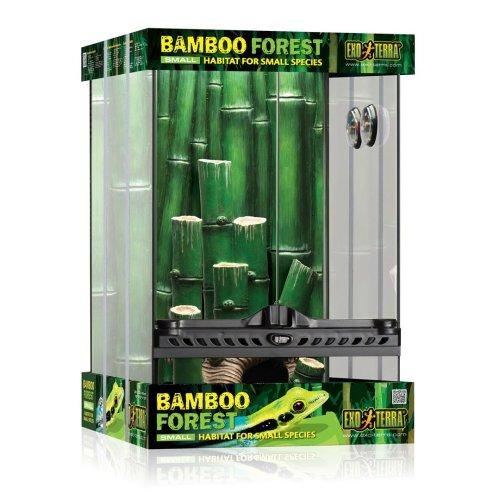 Exo Terra Bamboo Forest Habitat Small