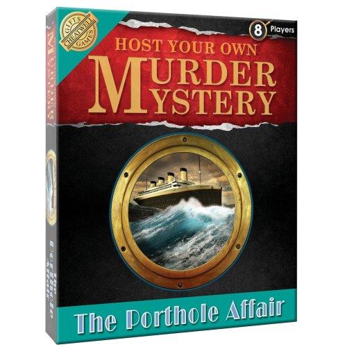 Cheatwell Games - Murder Mystery The Porthole Affair