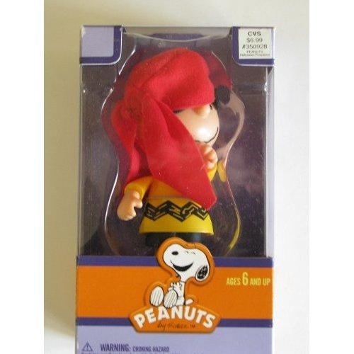 2012 Peanuts Halloween Poseable Figure - Charlie Brown Pirate