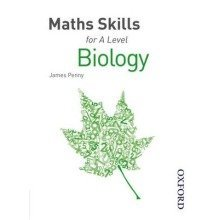 Maths Skills for Biology a Level