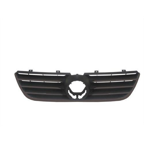 Volkswagen Polo 5 Door Hatchback  2005-2009 Front Grille Black With No Chrome Trim (Standard Models)