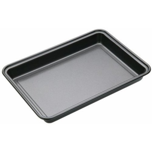 27cm x 20cm x 3cm Master Class Non-stick Brownie Pan - Nonstick 27 Tin 20 -  x brownie master class nonstick 27 tin 20 traybake cm 105 8 pan