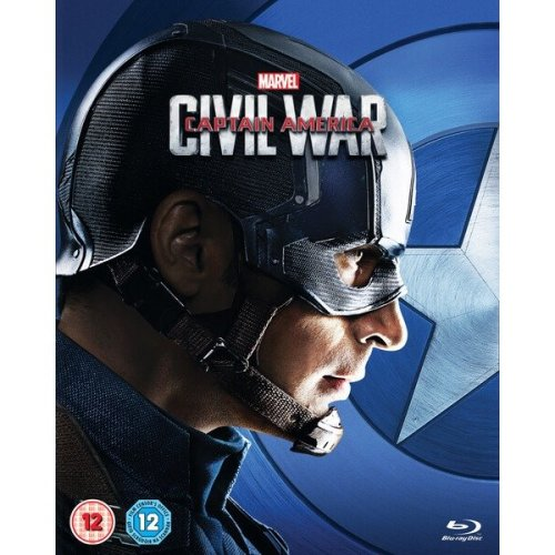 Captain America: Civil War (captain America O-ring)