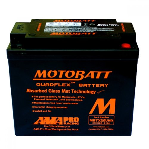 Motobatt MBTX20UHD Motorcycle Battery