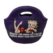 Betty Boop Love Neoprene Bag