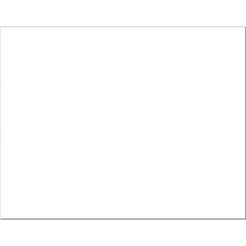 """Pacon Posterboard 4-Ply 22""""X28""""-White"""