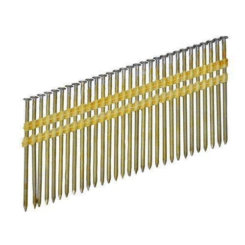 Bostitch RH31R90G50 3.1 x 90mm 21 Deg. Stick Nails Ring Shank Galvanised Pack of 2000