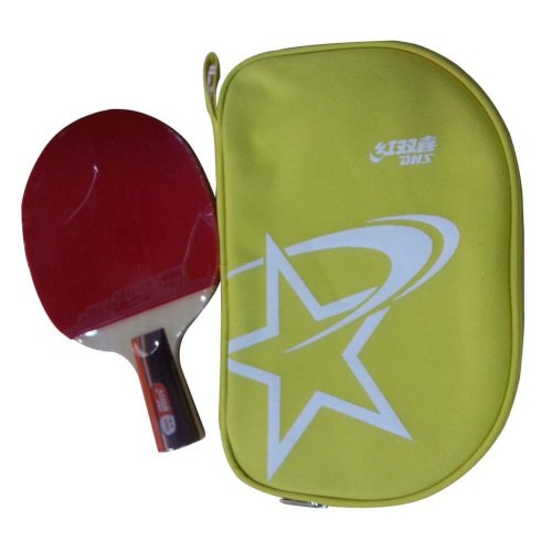 A2006 Table Tennis Racket/Paddle with Cover Ping Pong Racket (Pen-hold Grip)