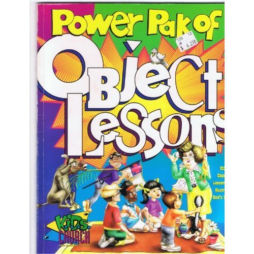 Power Pak of Object Lessons