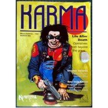 Karma Sourcebook - Mort Edition