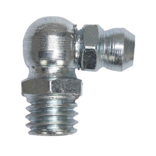 """Sealey GNI14 Grease Nipple 90° 1/4""""UNF Pack of 25"""