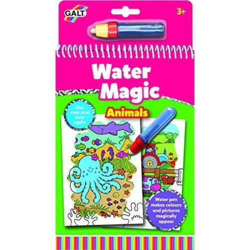 Water Magic Book Animals
