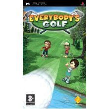 Everybodys Golf Sony PSP Game