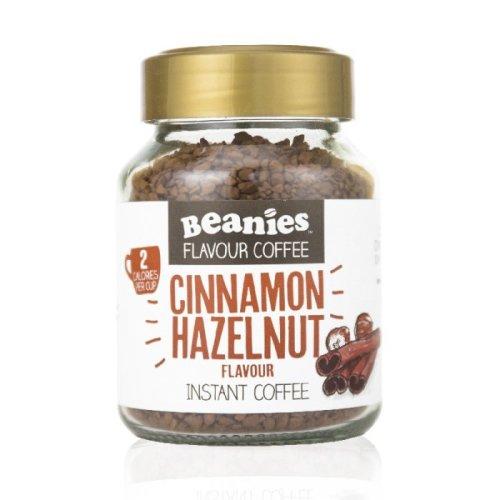 Beanies Instant Cinnamon Hazelnut Coffee 50g