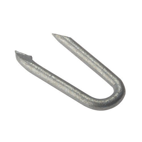 Forge 250NLNS15GB Netting Staple Galvanised 15mm Bag Weight 250g