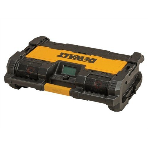 DeWalt DWST1-75663-GB TOUGHSYSTEM DAB Radio 14/18 Volt Li-Ion Bare Unit