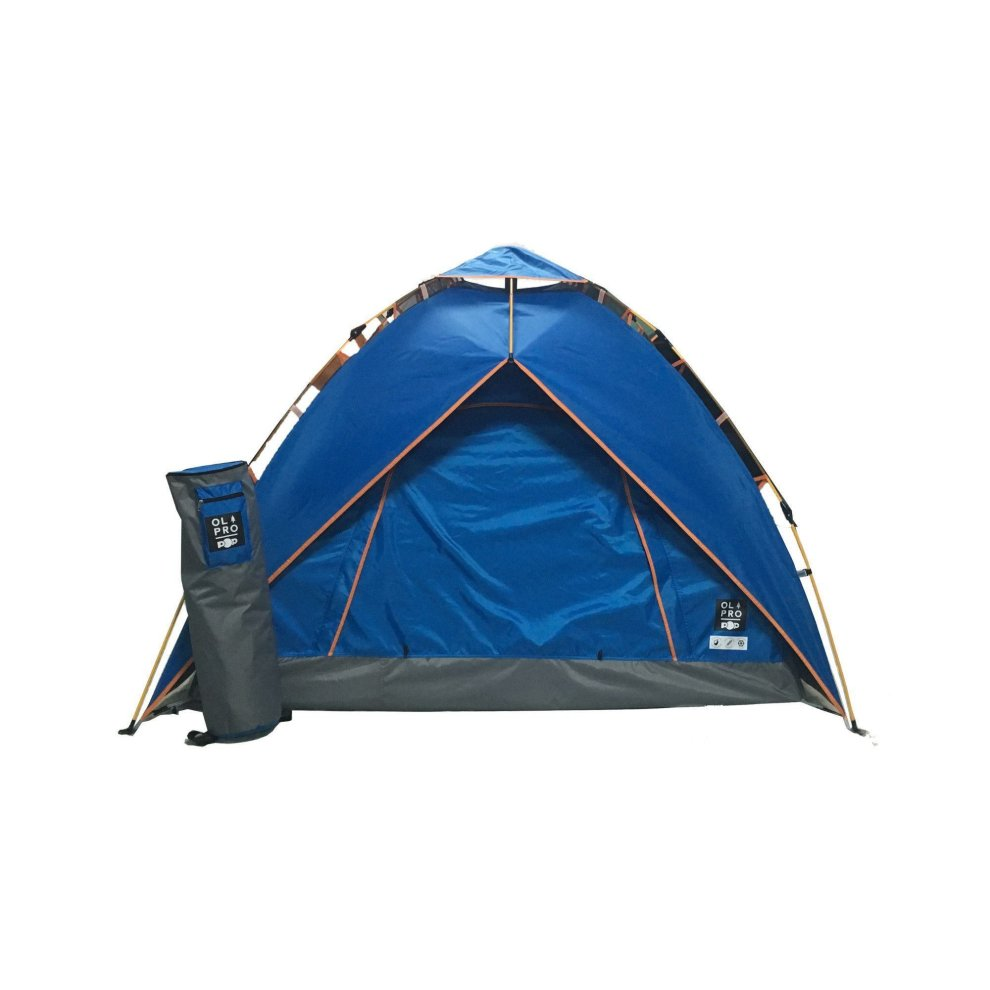 OLPRO Blue POP Tent  Festival and Camping Tent