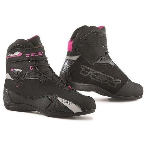 TCX Rush Lady Fuchsia Waterproof Paddock Boots