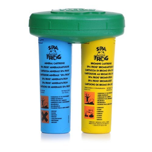 Spa Frog Complete Bromine and Mineral Cartridge System