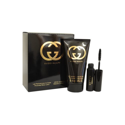 5255ebad6 Gucci Guilty Infinite Length Mascara 2.75ml Perfumed Body Lotion 50ml on  OnBuy