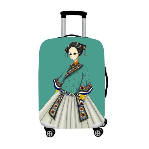 Fashion Elastic Luggage Cover Suits for 18-20 Inch Luggage Traveler's Favorite