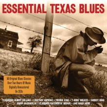 Texas Blues - Essential (Various Artists) 2CD