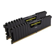 Corsair Vengeance LPX 16Gb (2x8Gb) DDR4 2400MHz Kit - Black
