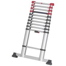 Hailo Telescopic Ladder FlexLine 260 322 cm Aluminium 7113-111