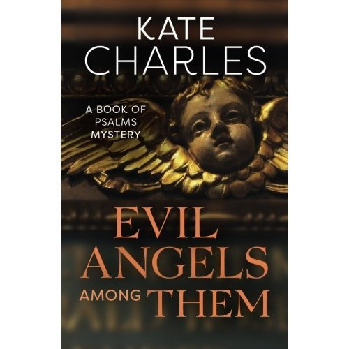Evil Angels Among Them (Book of Psalms Mysteries)