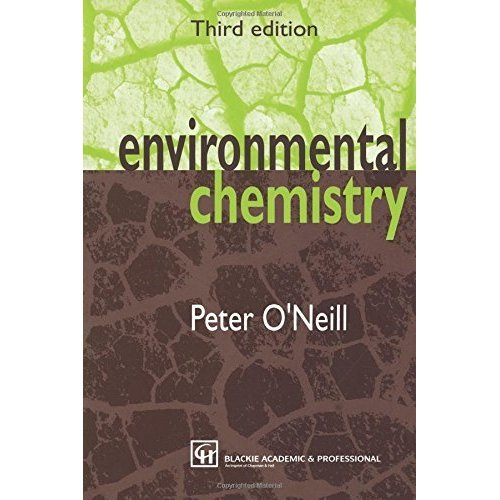 Environmental Chemistry, 3rd Edition